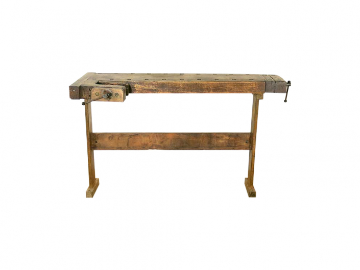 Solid Wood Workbench for Hire Cheltenham, Cotswolds