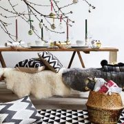 Christmas with Conde Nast, Prop Hire