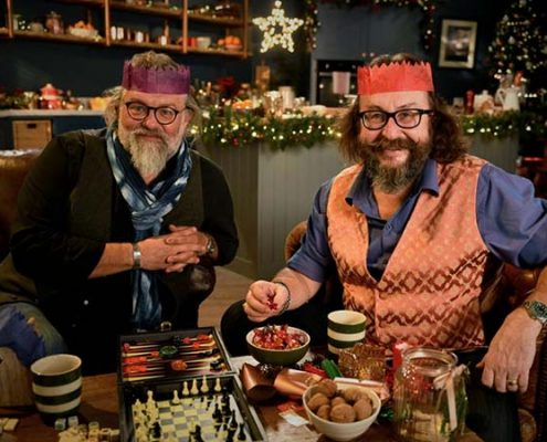 Hairy Bikers Prop Hire