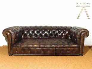 Vintage Chesterfield Sofa Hire