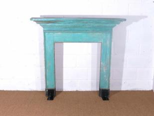 Rustic Fire Surround for Hire