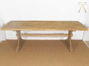 Vintage Refectory Table for Hire