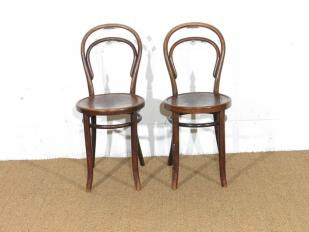 Bentwood Chairs for Hair