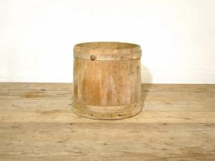 Vintage Flour Bucket for Hire