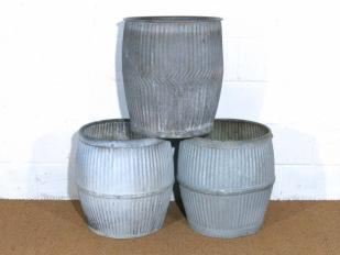 Vintage Galvanized Tubs for Hire