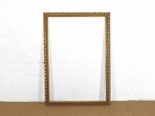 Vintage Gold Effect Frames for Hire