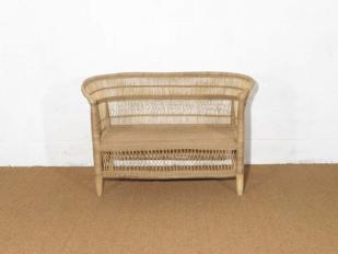 Rustic Cane Sofa for Hire