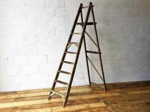 Rustic Step Ladder to Hire Scotland