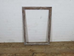Distressed Wooden Frame for Hire