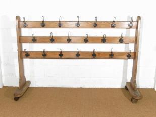 Rustic Coat Rack for Hire