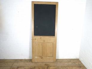 Decorative Wooden Door Blackboard for Hire