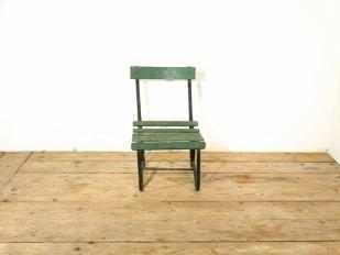 Green Garden Chair for Hire