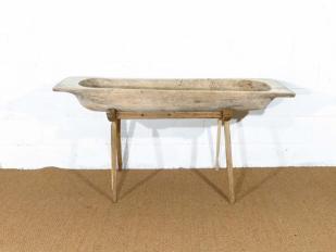 Large Vintage Wooden Trough for Hire