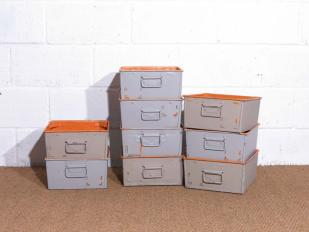 Industrial Metal Drawers for Hire