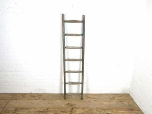 Rustic Wooden Ladder for Hire
