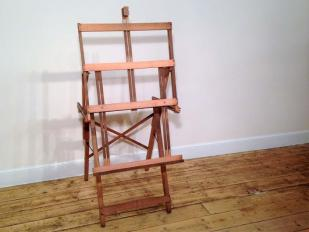 Rustic Easel for Hire Scotland
