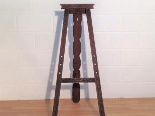 Vintage Artists Easel for Hire Scotland
