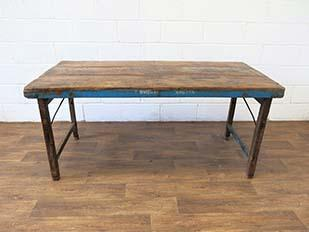 Vintage Dining Table for Hire Scotland