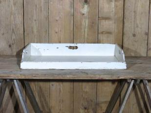 Vintage Wooden Painted Tray for Hire