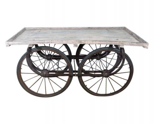 Rustic Cart For Hire Devon