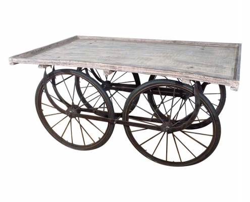 Rustic Cart For Hire London