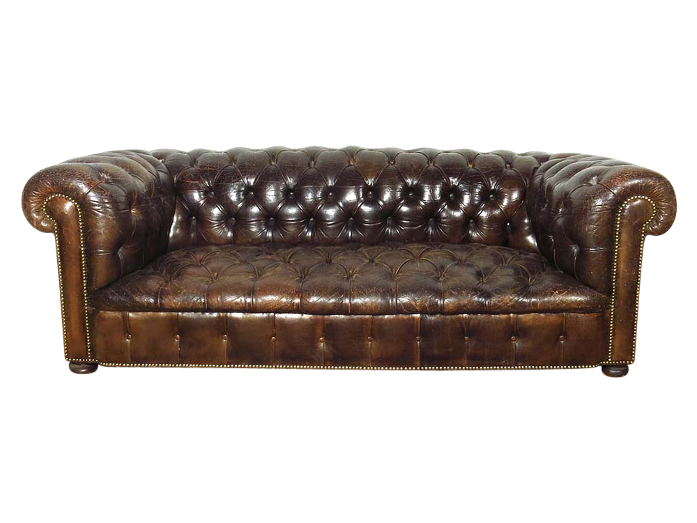 Vintage Chesterfield Sofa Hire London