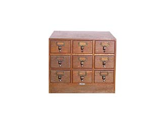 Rustic Wooden Drawers for Hire
