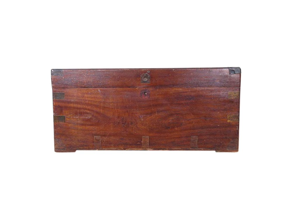 Vintage Wooden Trunk for Hire