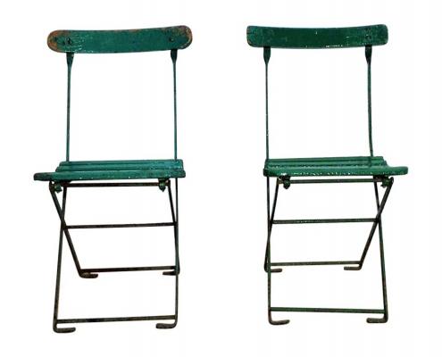 Vintage Garden Chairs to Hire Scotland