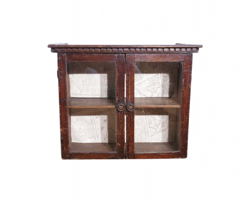Distressed Wooden Cabinet for Hire