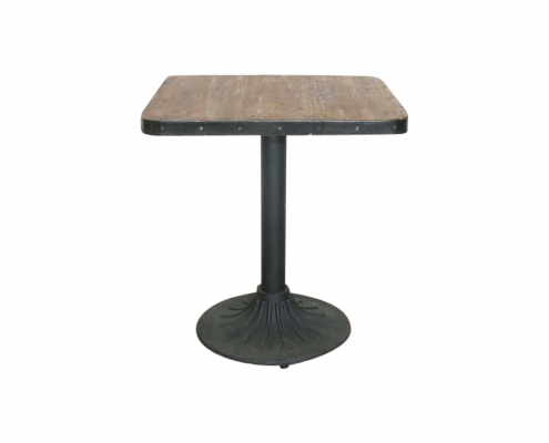 Vintage Cafe Table for Hire London