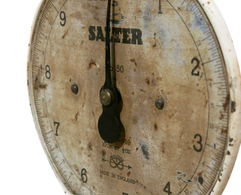 Vintage Scales for Hire