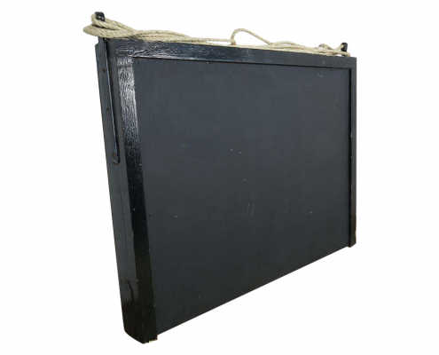 Wooden Frame Back Board for Hire