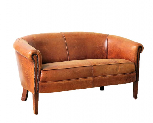 Vintage Leather Sofa Scotland