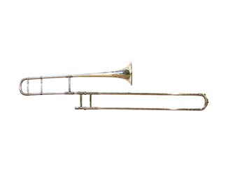 Decorative Trombone for Hire
