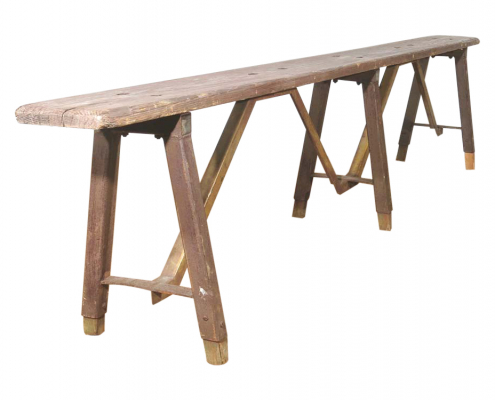 Rustic Bench For hire