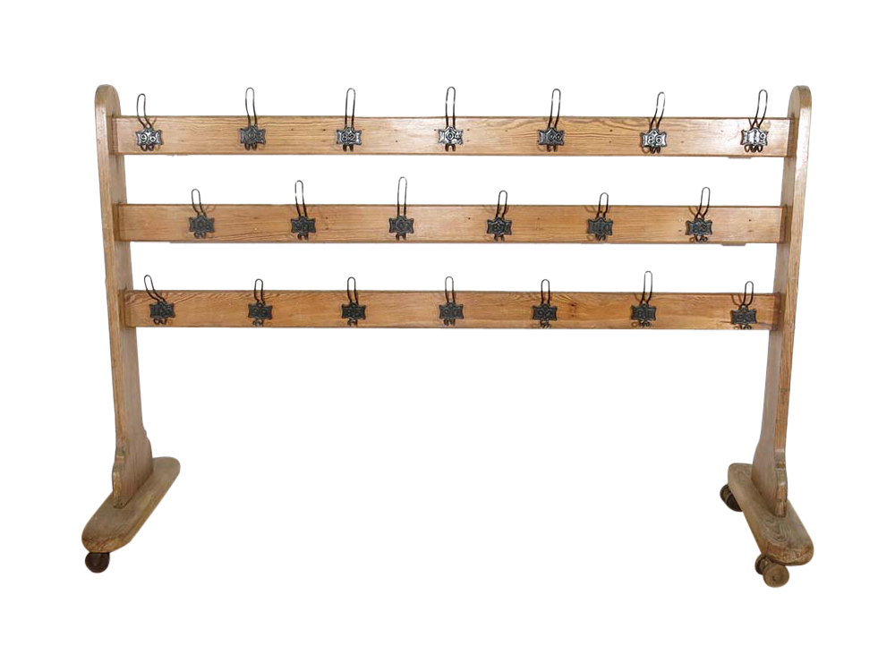 Rustic Coat Rack for Hire