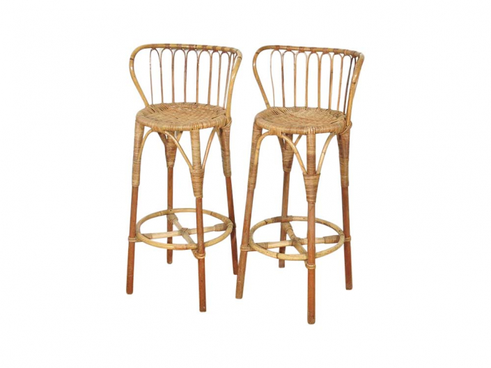Bamboo Bar Stools for Hire Bristol, South West
