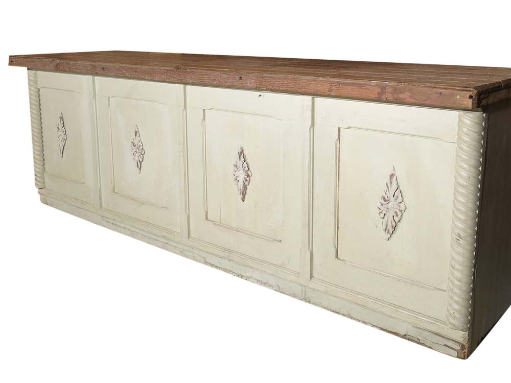 Vintage Wooden Bar for Hire Buckinghamshire, Hampshire