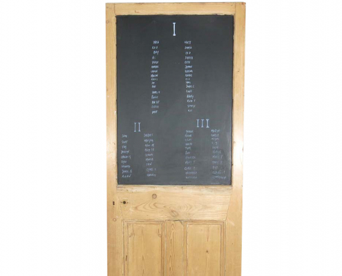 Blackboard For Hire