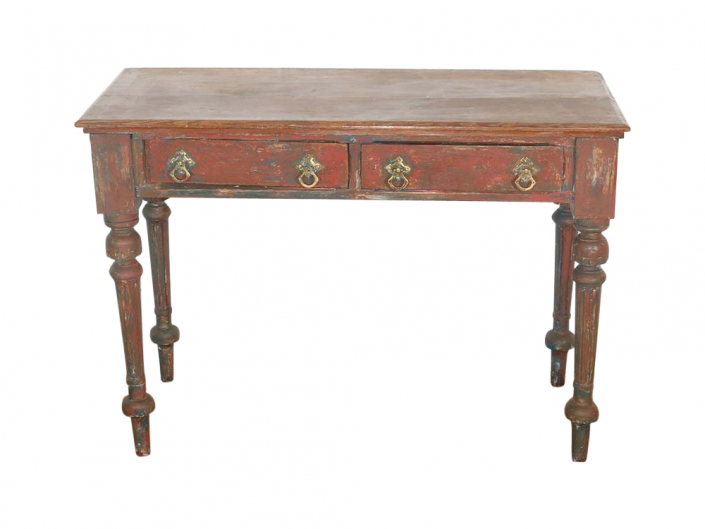 Antique Painted Console Table for Hire