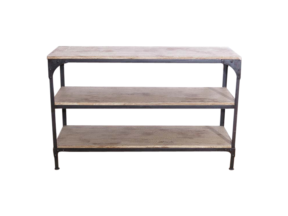 Industrial Rustic Shelf for Hire