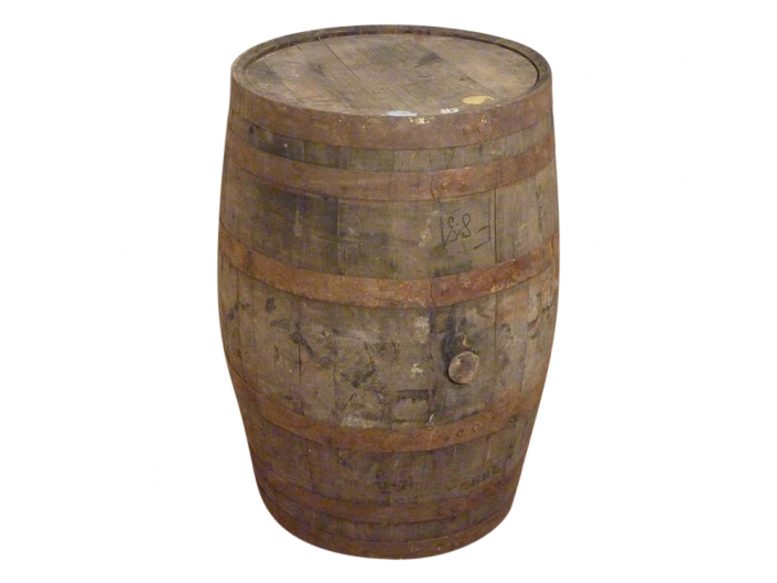 Vintage Whisky Barrels for Hire