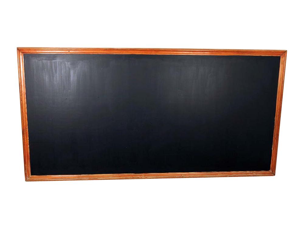 Huge Vintage Blackboard for Hire
