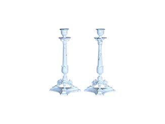 Vintage Candlesticks Holders for Hire