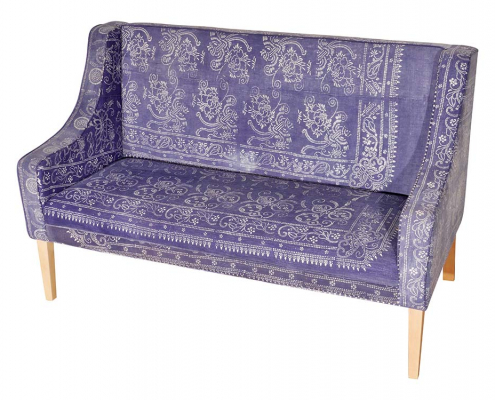 Scandinavian style sofa for Hire Devon, South West