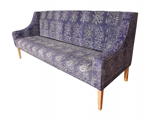 Scandi style sofa for Hire Devon, South West