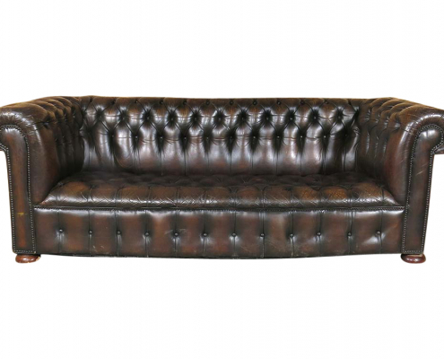 Vintage Chesterfield Sofa for Hire Devon
