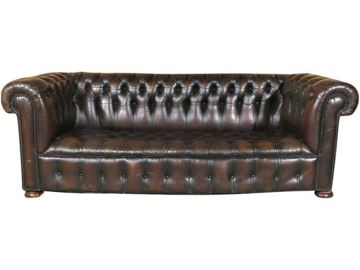 Vintage Chesterfield Sofa for Hire Devon