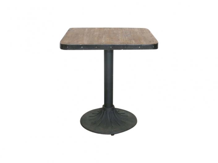Vintage Cafe Table for Hire Devon